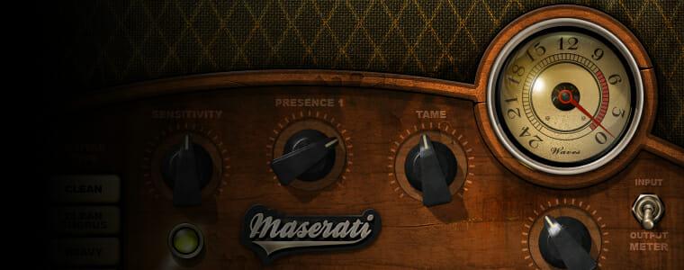Waves Maserati