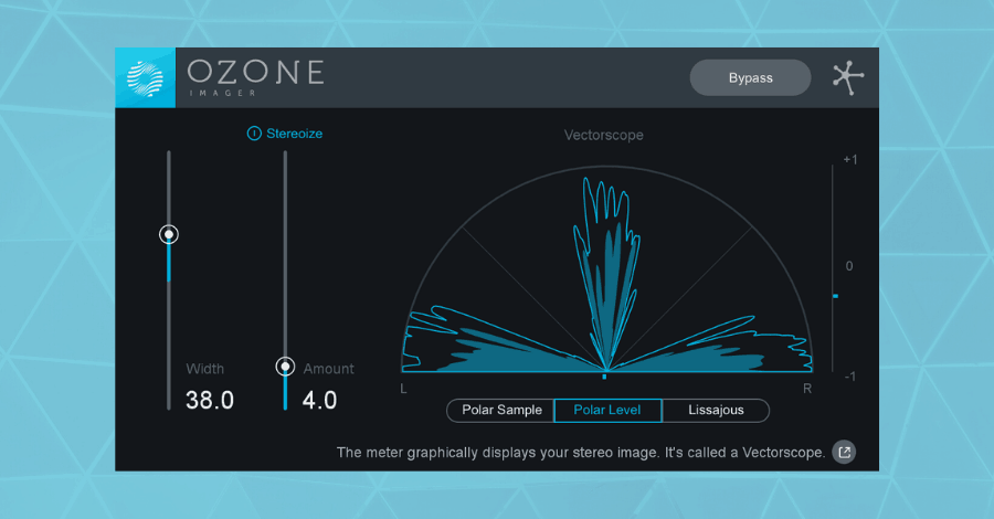 Ozone Imager Hyperbits Stereo Imaging Free Plugins for Music Producers