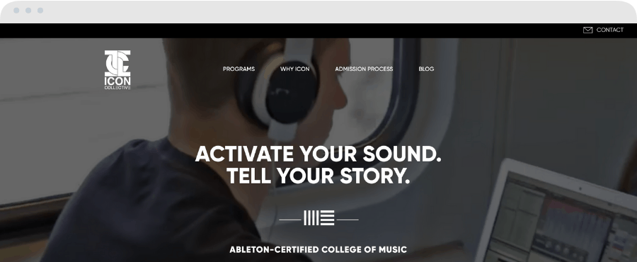 Best Music Production Schools - Icon Collective