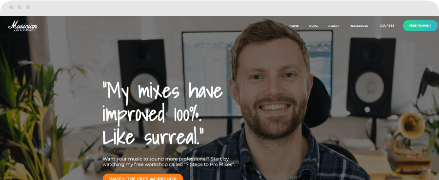 Best Music Production Schools - Musician on a Mission
