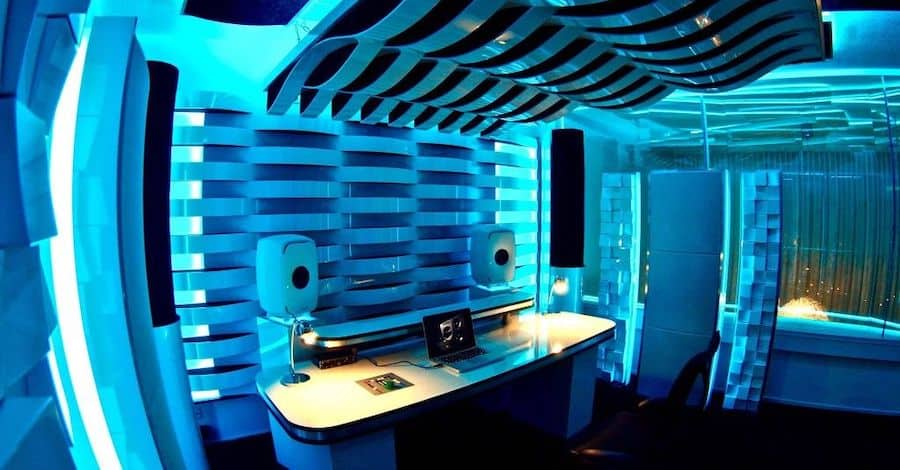 Home Studio  - Martin Garrix