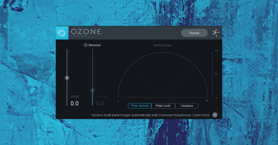 Stereo Image - Ozone Imager
