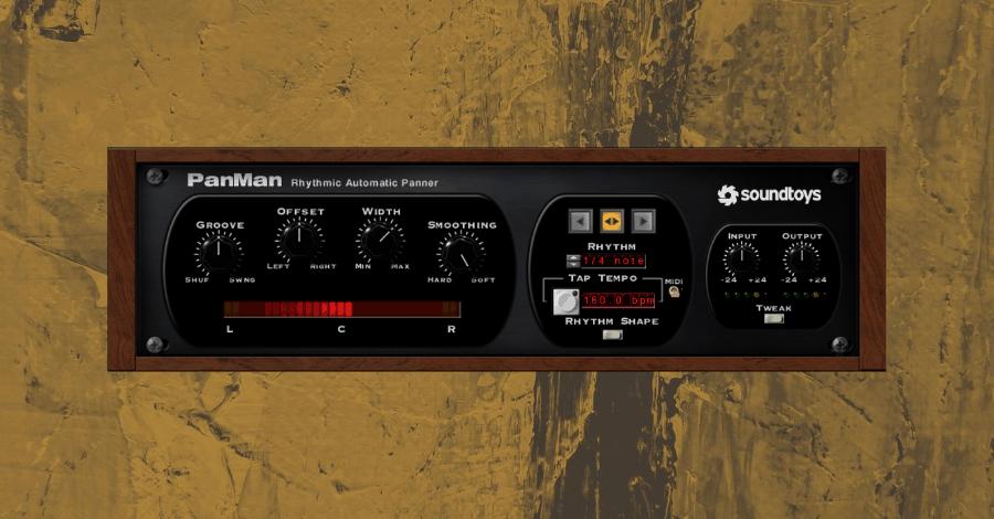Stereo Image - Soundtoys Panman