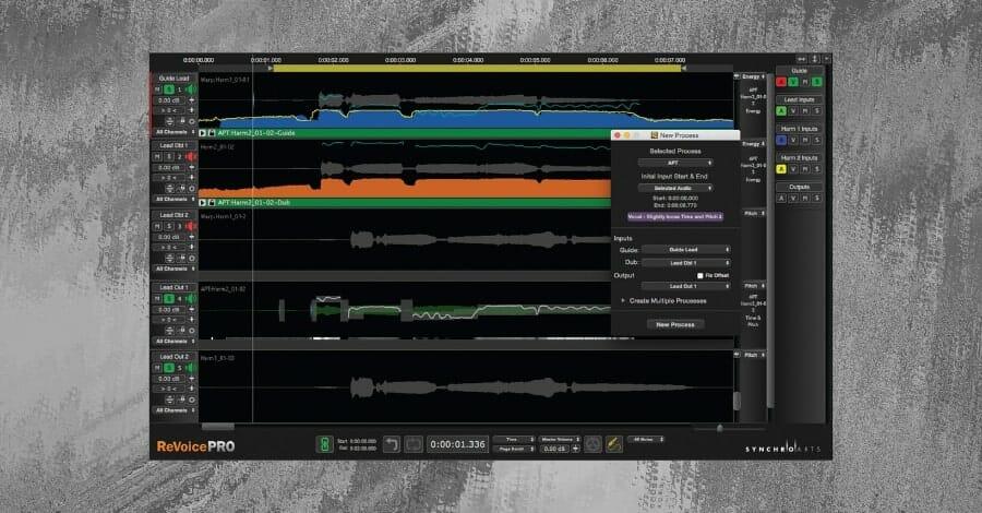 Autotune Plugins - Synchro Arts Revoice Pro