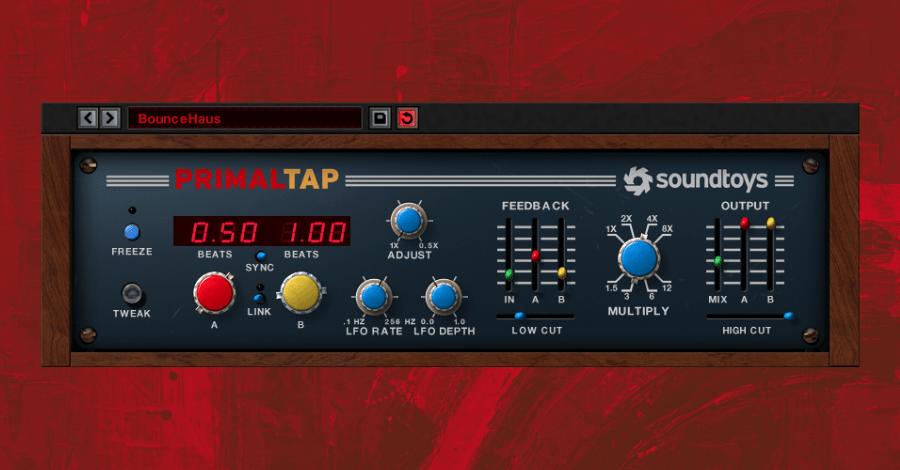 Soundtoys Primal Tap