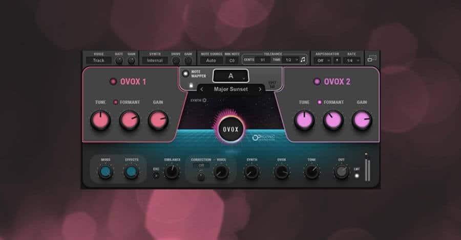 Vocoder - OVox