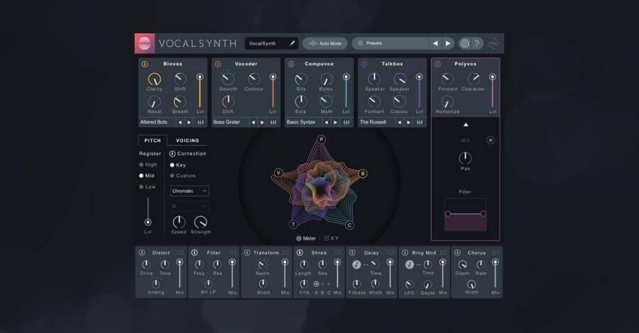 Vocoder - Vocalsynth