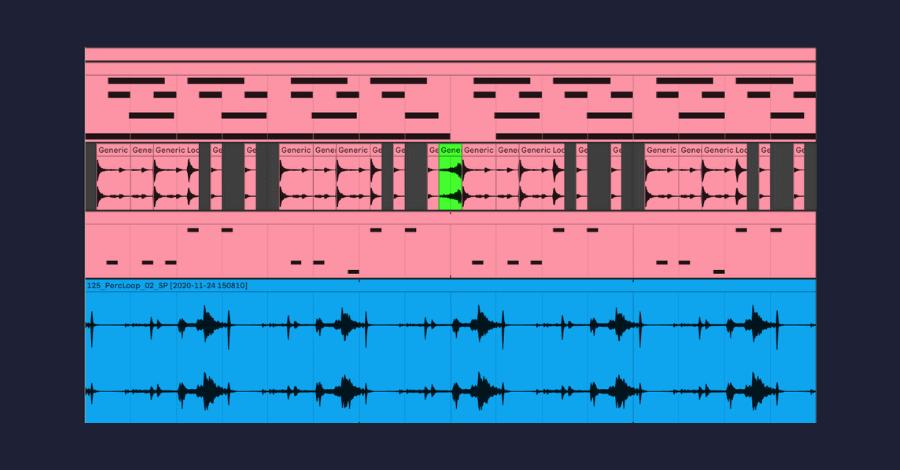 Drum programming polyrhythm