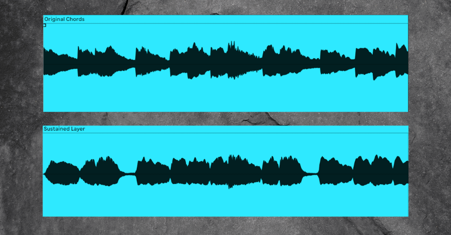Layering Sounds: Sustained Layer