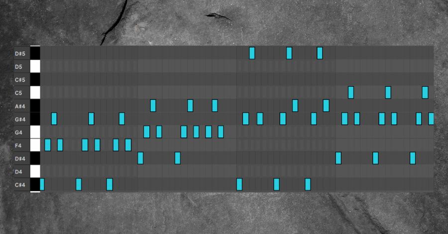 Bass Lines - Standard Progression