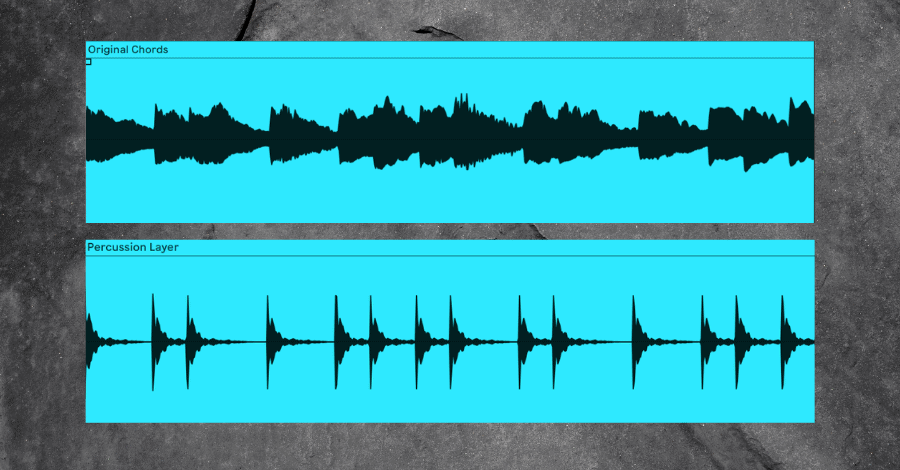 Layering Sounds: Percussion Layer