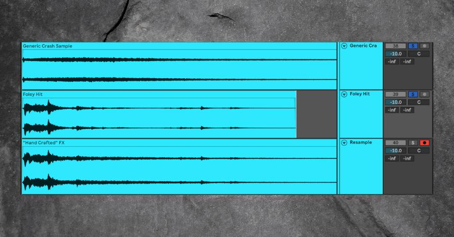 Layering Sounds: Foley FX