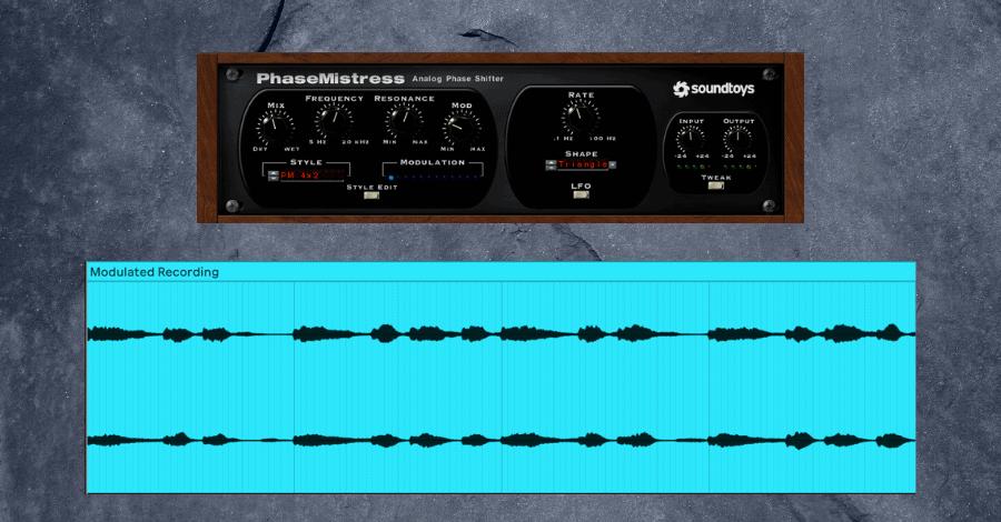 Layering Sounds: Modulation layer