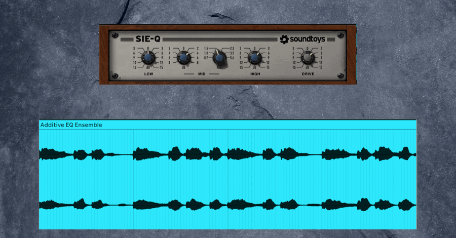 Layering Sounds: Additive EQ