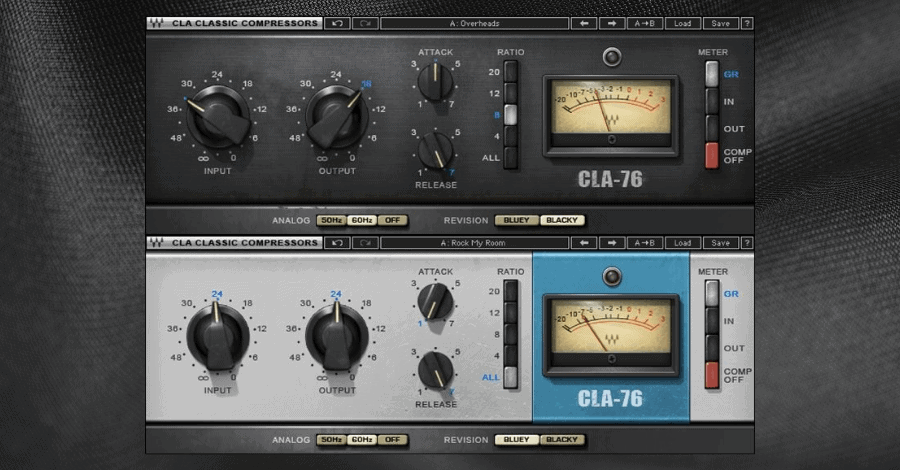 Best Mastering Plugins: Weiss Compressor and Limiter