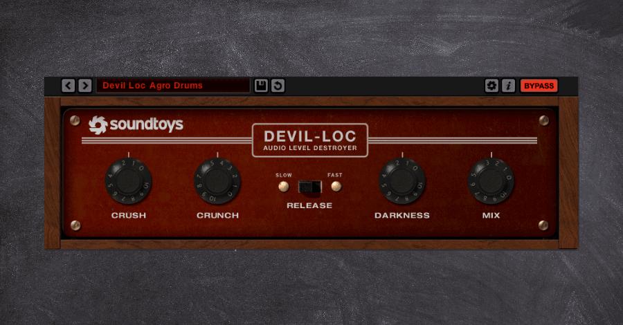 Sountoys Devil-Loc Delux Compression