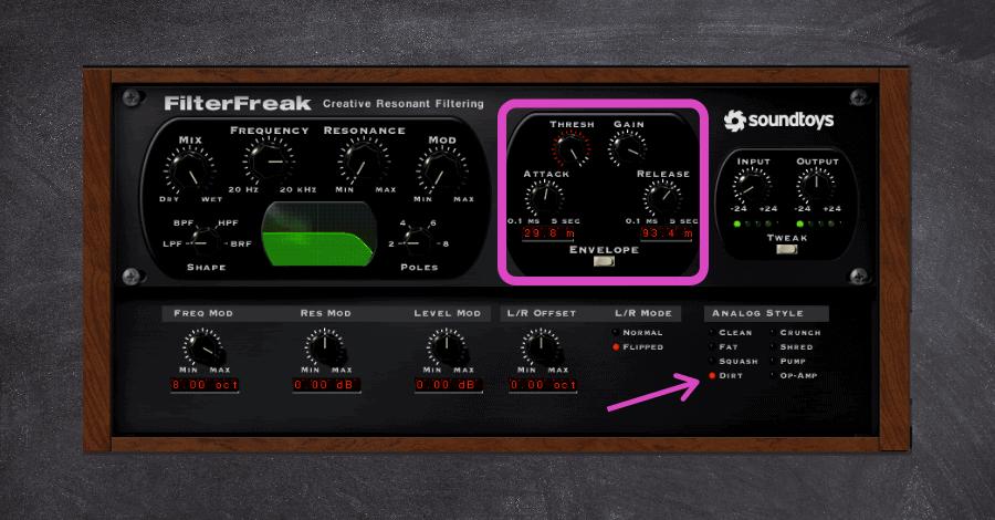 Sountoys  FilterFreak Threshold