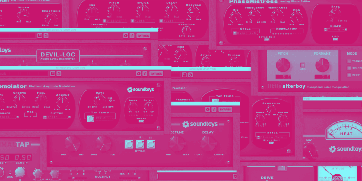 Soundtoys Plugins: An Unrivaled Guide