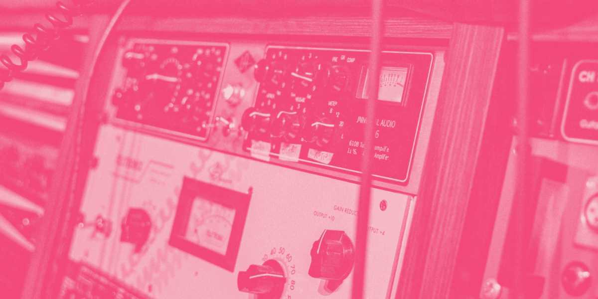 Sidechain Compression: The End All Be All Guide