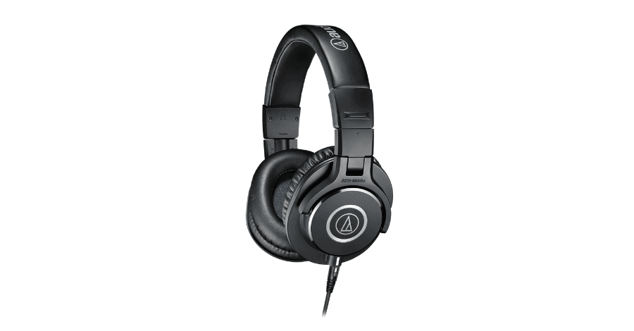 Best Studio Headphones -  ath-m40x