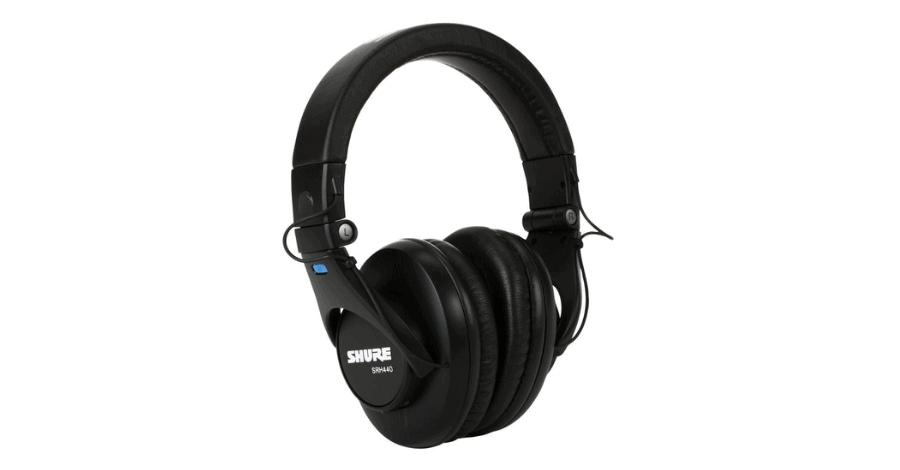 Best Studio Headphones -  SRH440