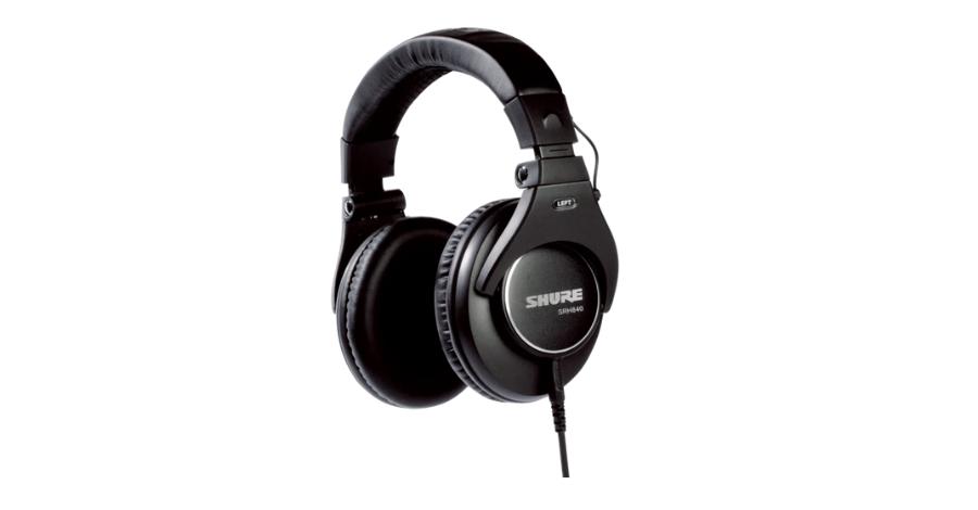 Best Studio Headphones -  srh840