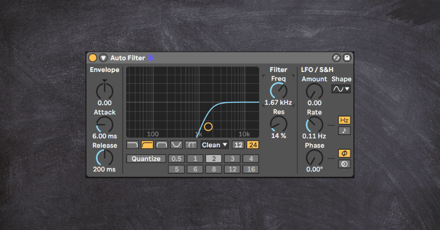 Filter Plugins - HPF