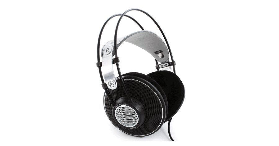 Best Studio Headphones -  k612 pro